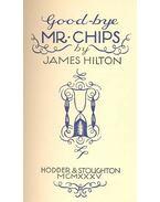 Good-Bye Mr. Chips