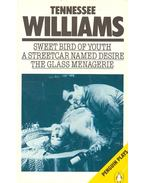 Sweet Bird of Youth – A Streetcar Named Desire – The Glass Menagerie