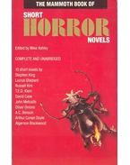 The Mammoth Book of Short Horror Novels