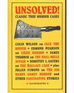 Unsolved! Classic True Murder Cases