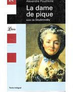 La dame de Pique suivi de Doubrovsky