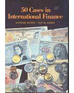 50 Cases in International Finance