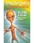 Spooksville – Aliens in the Sky