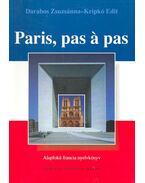 Paris, pas a pas