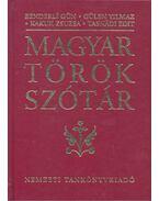 Magyar török szótár
