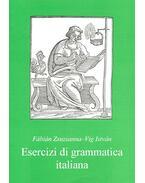 Eserizi de grammatica italiana
