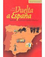 Vuelta a Espana – Spanyol nyelvtani gyakorlókönyv