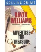 Advertise for Treasure