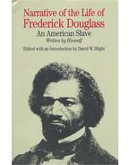 Narrative of the Life of Frederick Douglas – An American Slave