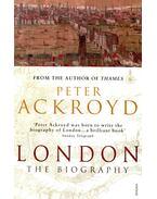 London the Biography
