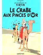 Les aventures de Tintin: Le crabe aux pinces d'or