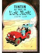 Les aventures de Tintin: Tintin au pays de l'or noir