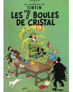 Les aventures de Tintin: Les 7 boules de cristal
