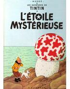 Les aventures de Tintin: L'étoile mystérieuse