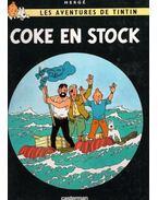 Les aventures de Tintin: Coke en stock