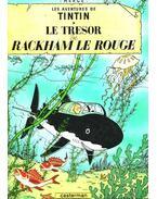 Les aventures de Tintin: Le trésor de Rackham le Rouge
