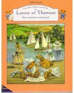 Les plus belles aventures de Laure et Thomas , les oursons jumeaux