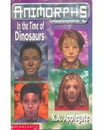 Animorphs – In the Time of Dinosaurs