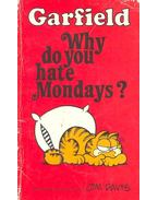 Garfield – Why Do You Hate Mondays?