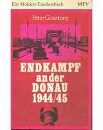 Endkampf an der Donau 1944-45