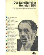 Der Schriftsteler Heinrich Böll