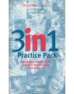 3in1 Practice Pack – Vocabulary Practice Book;Grammar Practice Book;Audio Cd