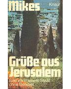 Grüße aus Jerusalem