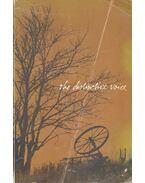 The Distinctive Voice – Twentieth-Century American Poetry