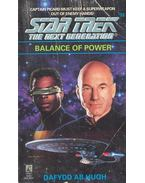 Star Trek – Balance of Power