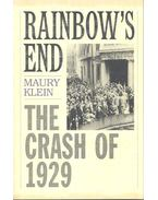 Rainbow's End – The Crash of 1929