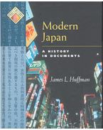 Modern Japan – A History in Documents