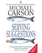 Serving Suggestions