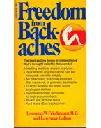 Freedom from Backaches