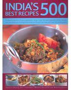 India's Best 500 Recipes