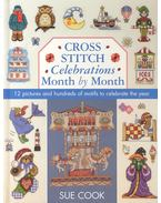 Cross Stitch Celebration Month by Month
