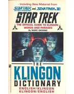 Star Trek – The Official Guide to Klingon Words and Phrases
