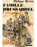 Famille Boussardel