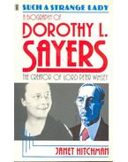 A Biography of Dorothy L. Sayers