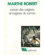 Roman des origines et origines des romans