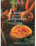 Cuisine aux légumes
