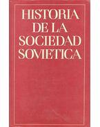 Historia de la sociedad sovietica