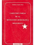 Carécter y tareas de la revolucion democratica Bolivariana
