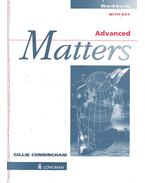 Matters – Advanced Workbook with Key