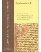 Deutsch-Englisch-Ungarisch Audit Wörterbuch; German-English-Hungarian Audit Dictionary; Német-Angol-Magyar Audit Szótár