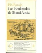 Las inquietudes de Shanti Andía (Lecturas faciles)