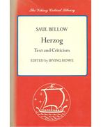 Herzog – Text and Criticism