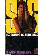 S.A.S. - Les tueurs de Bruxelles