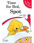 Time for Bed, Spot - Story Sticker Book