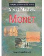 History and Techniques of the Great Masters – Monet