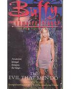 Buffy the Vampire Slayer - The Evil that Men Do